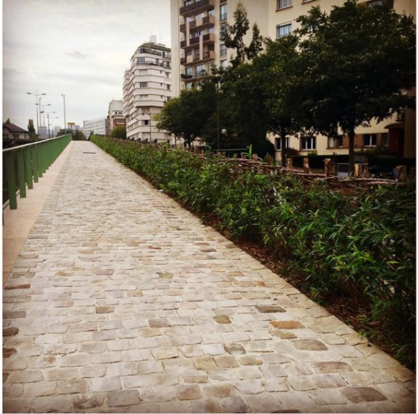 Green infrastructure - Paris