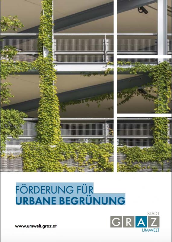 Graz - green infrastructure