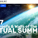 A View from London – the Virtual Summit on Green Roof and Walls