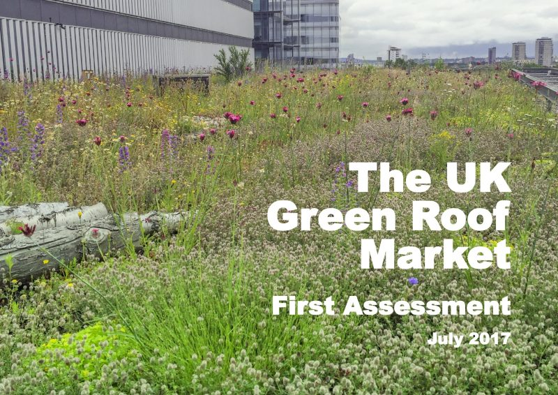 green roof market report 2017