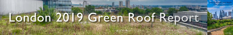 London 2019 Green Roof Report