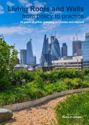 new green roof report - London