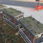 Green Roof Shelters installs bike sheds at IKEA Greenwich